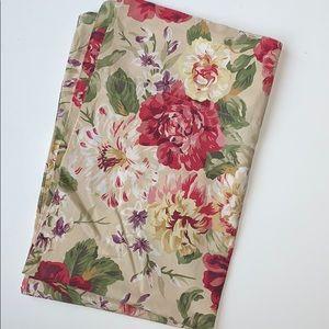 Ralph Lauren Standard Pillowcase Allison Pattern
